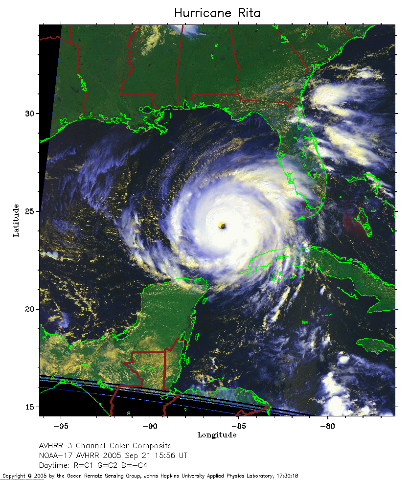 hurricane rita Hurricane rita news find breaking news, commentary, and archival information about hurricane rita from the tribunedigital-chicagotribune.